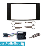 Ford (2006-2008) Double Din Installation Kit | Focus C-Max, S-Max, Galaxy