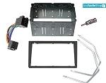 Vauxhall (2000-2005) - Double Din Kit