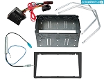 Vauxhall 2005 Onwards - Double Din Kit