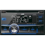 JVC KW-R400 - Double DIN CD/MP3/USB Tuner