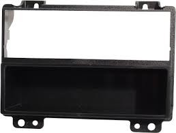 AF-107-10 - Ford Fiesta, Fusion (Triple Dash) Fascia Panel Adaptor